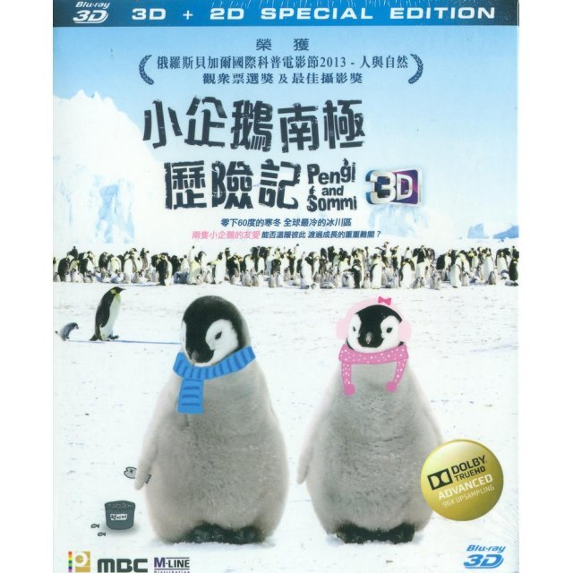 Pengi and Sommi [3D+2D Special Edition]