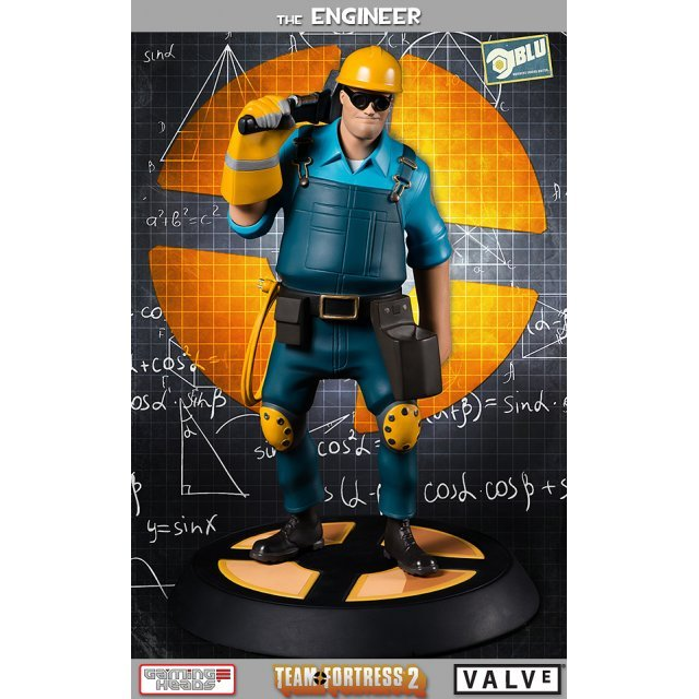 Team Fortress 2: The BLU Engineer