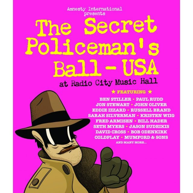 The Secret Policeman's Ball- USA