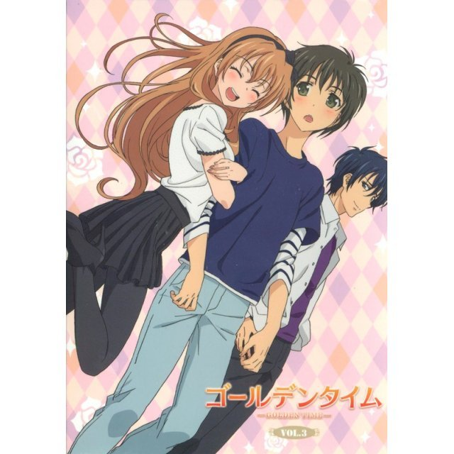 Golden Time Vol.3 [Limited Edition]