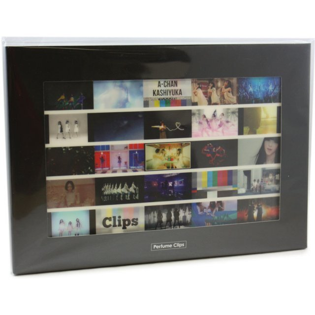 Perfume Clips [Limited Edition]