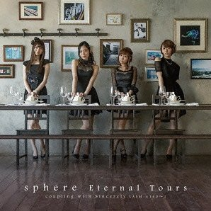 Eternal Tours [CD+DVD Type A]