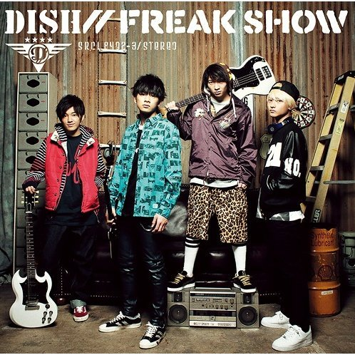 Freak Show [CD+DVD Limited Edition Type B]