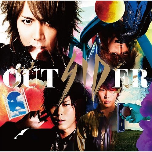 Outsider [CD+DVD Limited Edition Type B]