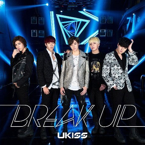 Break Up [CD+DVD Limited Edition]