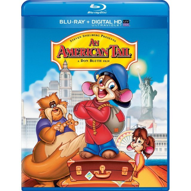 An American Tail [Blu-ray+Digital Copy+UltraViolet]