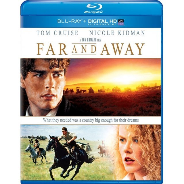 Far and Away [Blu-ray+Digital Copy+UltraViolet]