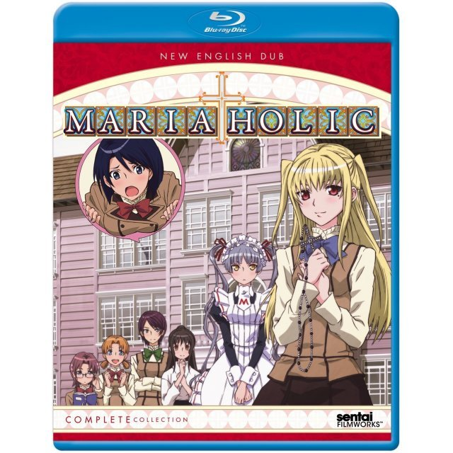 Maria Holic: Complete Collection