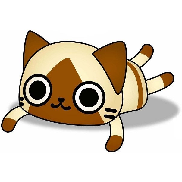 Monster Hunter Airou Magnet Plush: Airou