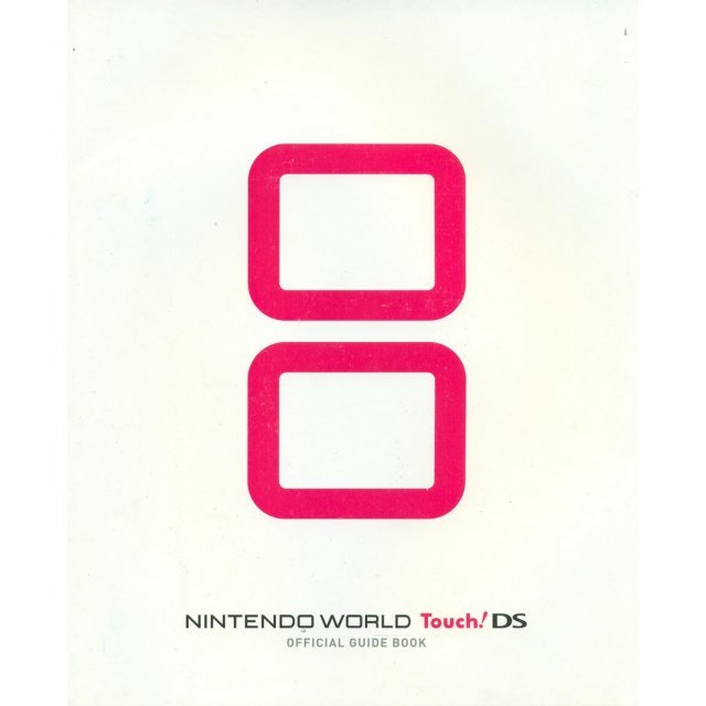 Nintendo World Touch! DS Official Guidebook