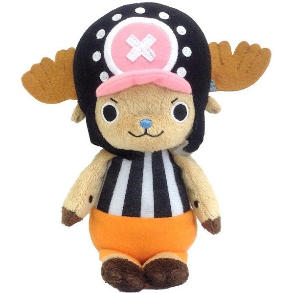 One Piece Mini Cushion: Chopper New Age Ver.