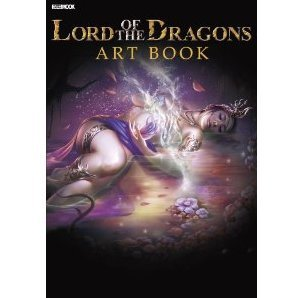 Lord of the Dragons Artbook