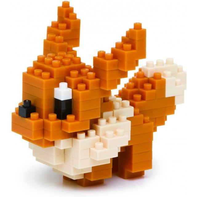 Nanoblock NBPM-005 Pokemon: Eevee (Re-run)