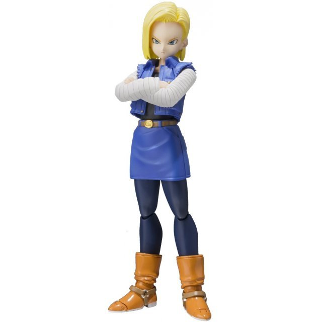 S.H.Figuarts Dragon Ball: Android No.18
