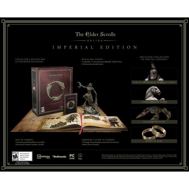 The Elder Scrolls Online (Imperial Edition) (DVD-ROM)