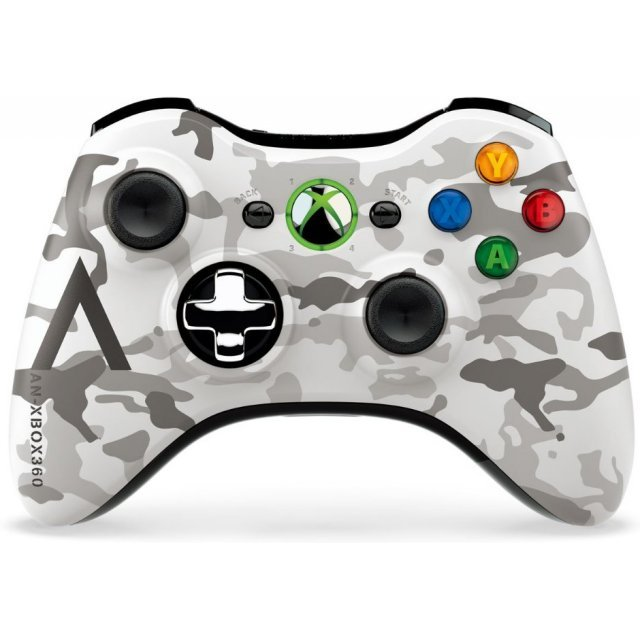 Xbox 360 Wireless Controller SE (Arctic Camouflage)