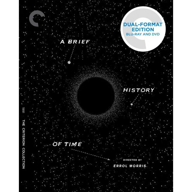 A Brief History of Time [Blu-ray+DVD]