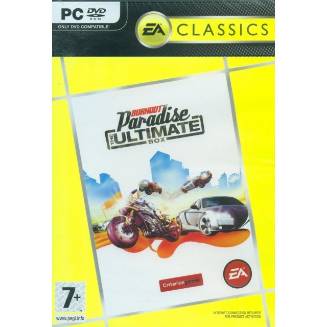 Burnout Paradise: The Ultimate Box (DVD-ROM) (Classics)