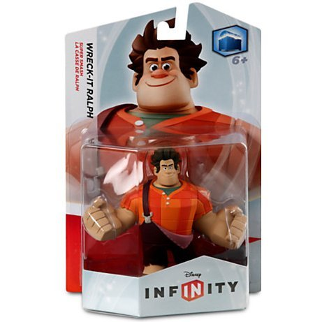 Disney Infinity Figure: Wreck-It Ralph