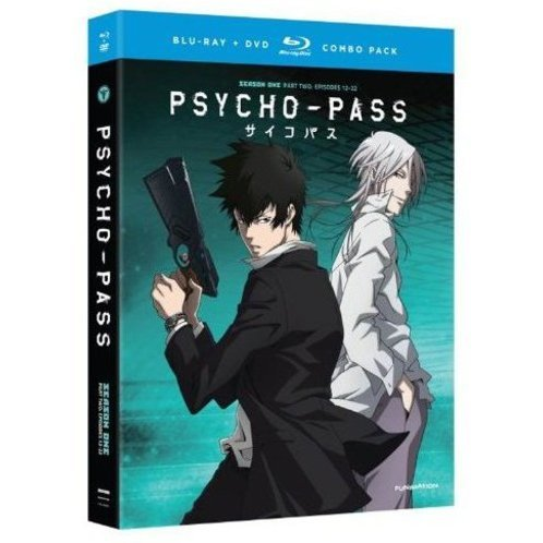 Psycho-Pass: Season One Pt. 2