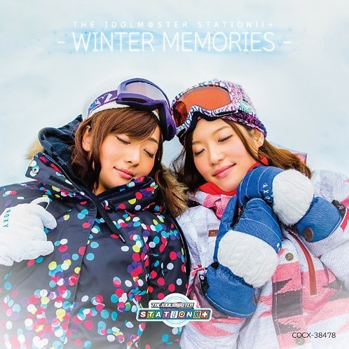 Idolm@ster Station + Winter Memories