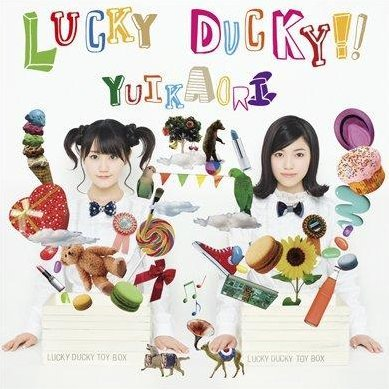 Lucky Ducky [CD+DVD Limited Edition]