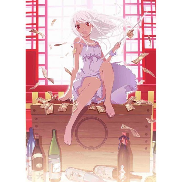 Otorimonogatari Vol.2 / Nadeko Medusa Part.2 [DVD+CD Limited Edition]