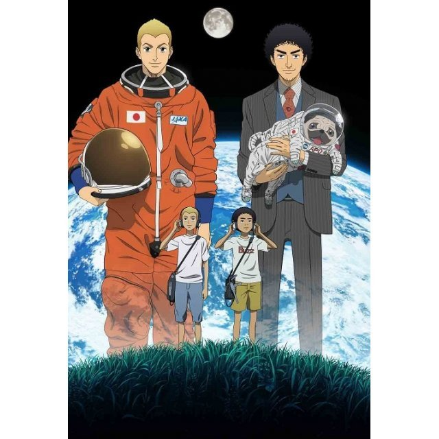 Space Brothers Blu-ray Disc Box 2nd Year 7