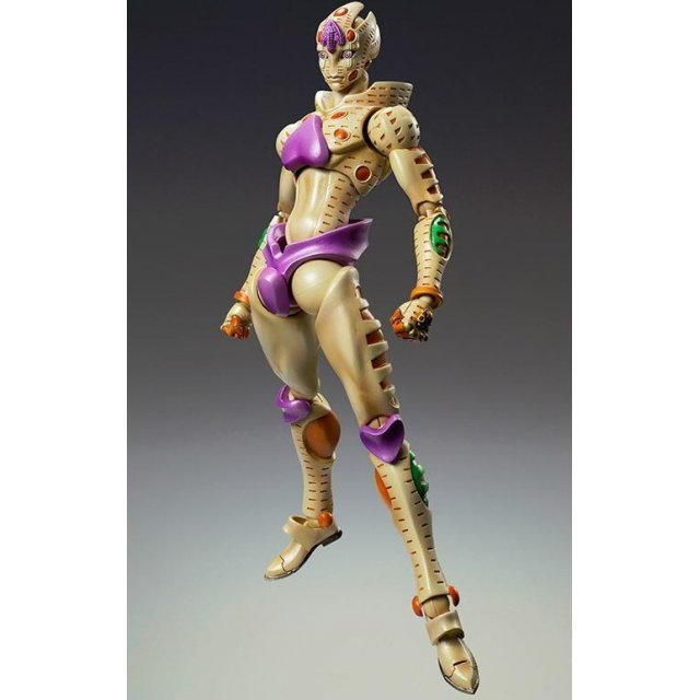 Super Figure JoJo's Bizarre Adventure Part V No. 64: Gold Experience Requiem (Hirohiko Araki Specify Color)