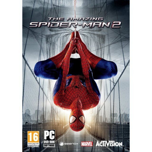 The Amazing Spider-Man 2 (DVD-ROM)
