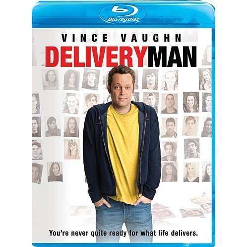 Delivery Man [Blu-ray+Digital Copy]