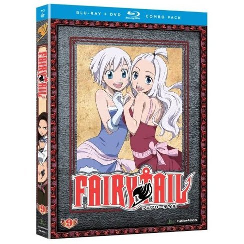 Fairy Tail: Part 9 [Blu-ray+DVD]