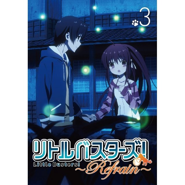 Little Busters - Refrain Vol.3