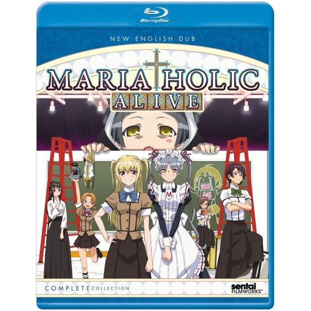 Maria Holic Alive: Complete Collection