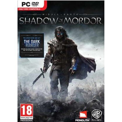 Middle-earth: Shadow of Mordor (DVD-ROM)