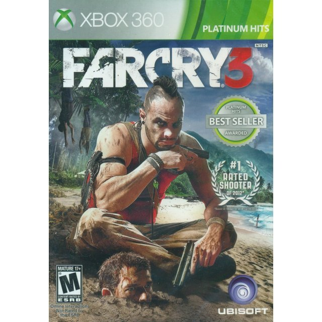 Far Cry 3 (Platinum Hits)