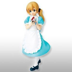 Ichiban Kuji - K-ON de Tea Time in Wonderland - Tsumugi Kotobuki Premium Figure [Prize D]