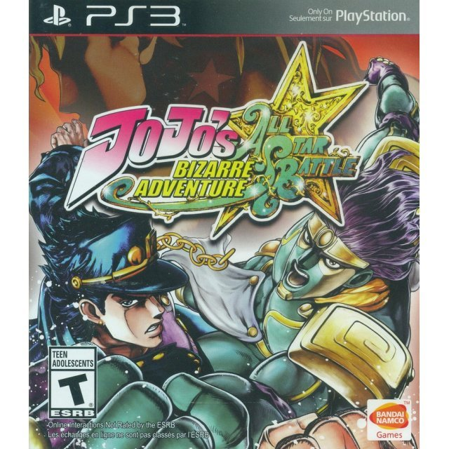 JoJo's Bizarre Adventure All-Star Battle