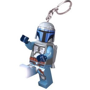 Lego Star Wars Key Light: Jango Fett