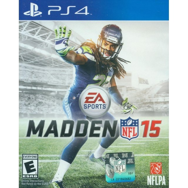 Madden nfl 2015 for playstation 4 ps4