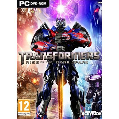 Transformers: Rise of the Dark Spark (DVD-ROM)