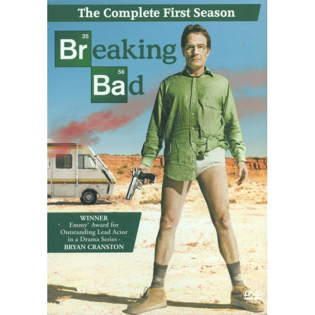 Breaking Bad Season 1 [3DVD]