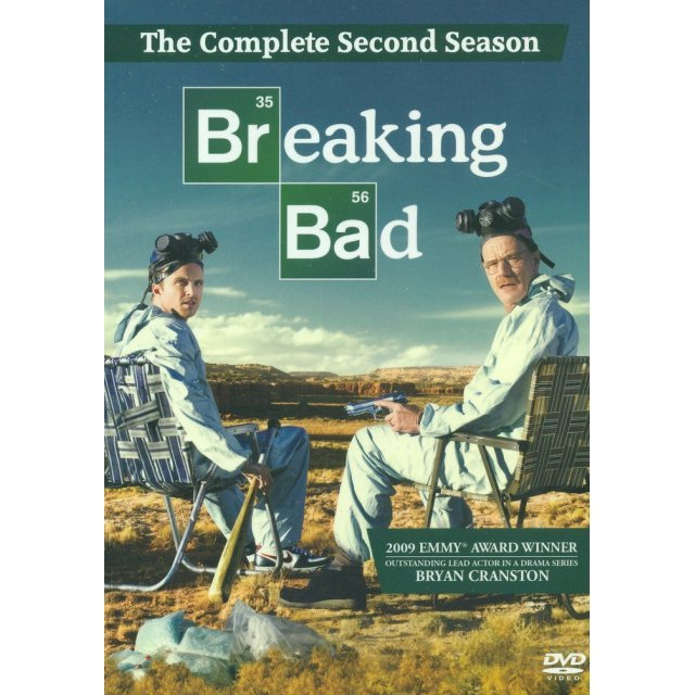 Breaking Bad Season 2 [4DVD]