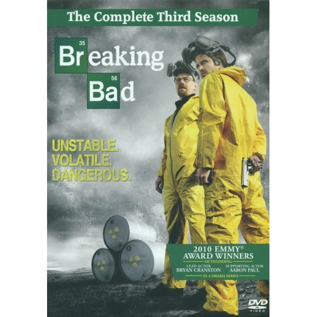 Breaking Bad Season 3 [4DVD]