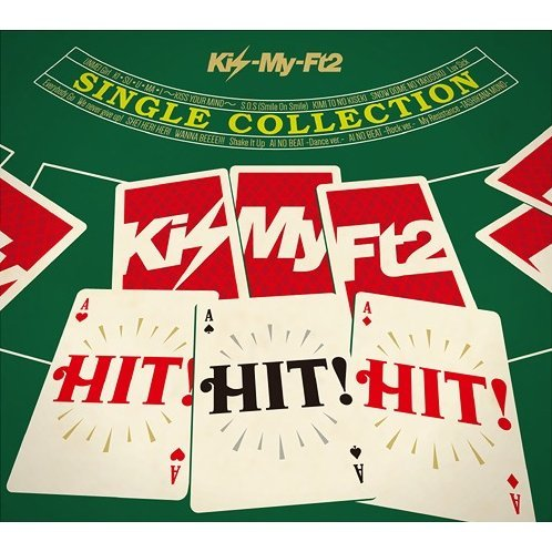 Hit!hit!hit! Single Collection [CD+2DVD Limited Edition]