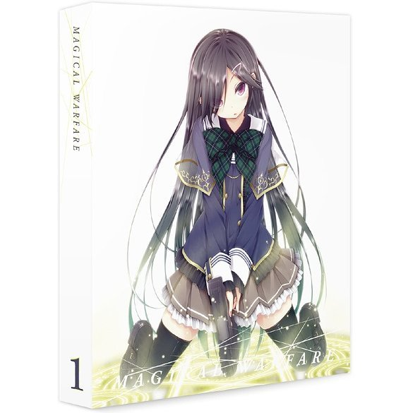 Magical Warfare Vol.1