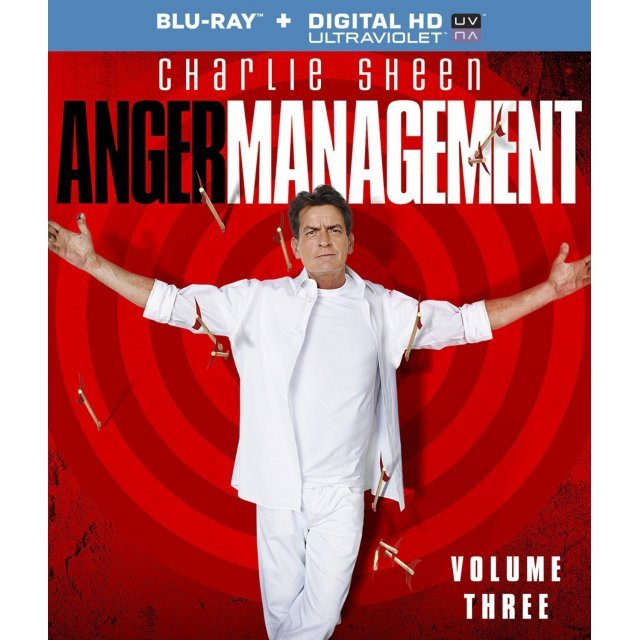Anger Management: Volume Three [Blu-ray+DigitalCopy+Ultraviolet]