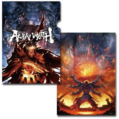 Asura's Wrath Clear File