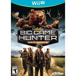 Cabela's Big Game Hunter: Pro Hunts