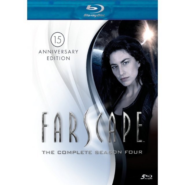 Farscape: The Complete Season Four (15th Anniversary Edition)